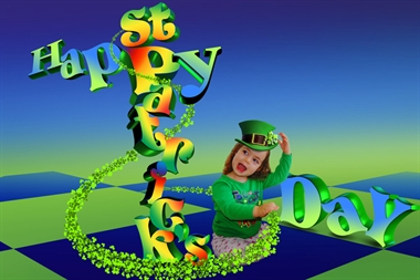 Picture of Happy Patrick's Day