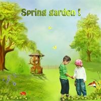 Picture of Spring Garden