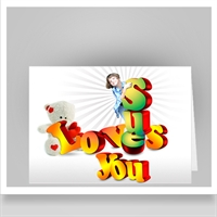 Picture of Cards - 3D Message