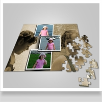 Picture of Puzzle - Collage effect